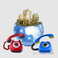 Городской номер Украина, подключение online